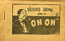 Rosie's Beau in OH OH