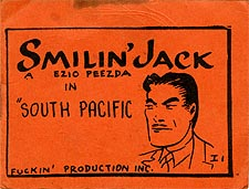 Smilin Jack in South Pacific